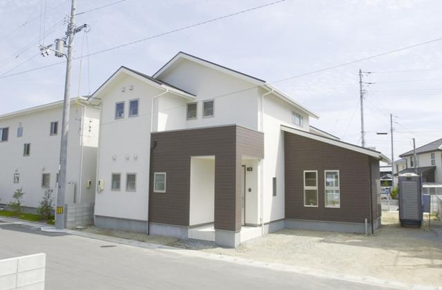 井川設計工房ツーバイフォー住宅