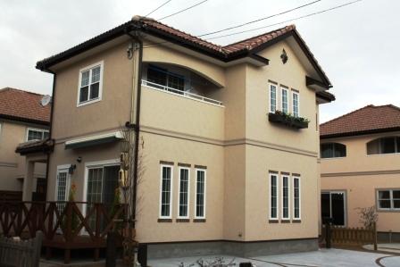 鳳建設ツーバイフォー住宅
